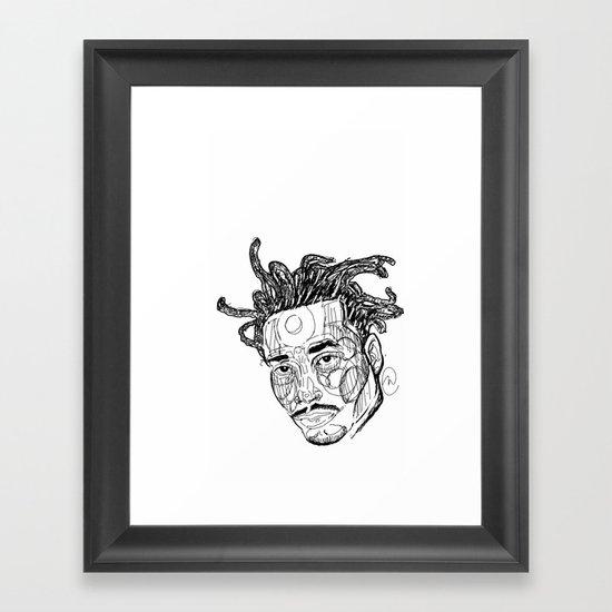 ODB Framed Art Print