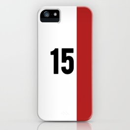 Lucky 15! iPhone Case