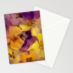 Viola bed. Stationery Cards