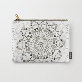 Watercolor Doily - Katrina Niswander Carry-All Pouch