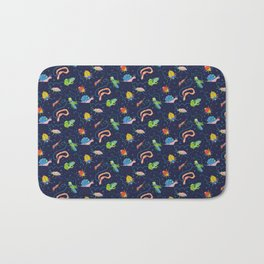 Bug Party Bath Mat