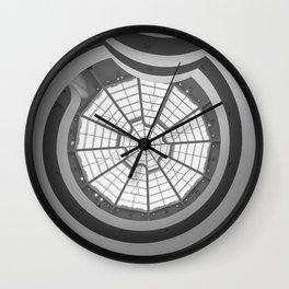 Guggenheim Museum Wall Clock