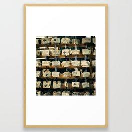 tokyo III Framed Art Print