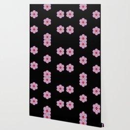 Midnight Flower Wallpaper