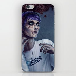 Dead-and-a-Half iPhone Skin