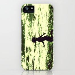 Minty-Fresh Tingles iPhone Case