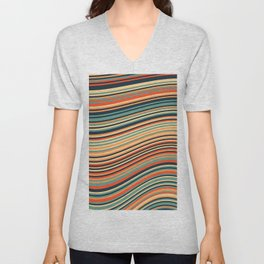 Calm Summer Sea Unisex V-Neck