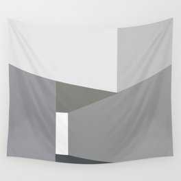 There is no blue -Minimal Wall Tapestry