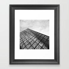 Louvre 2 Framed Art Print