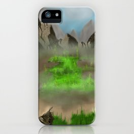New Love of Nature iPhone Case