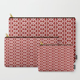 """Komochiyoshiwara"" Japanese traditional pattern Carry-All Pouch"