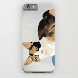 The Calico Cat iPhone Case