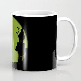 Halloween House Coffee Mug