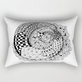 Mobius Twist Rectangular Pillow