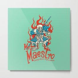 Maestro Japan Metal Print