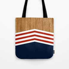 Vintage Rower Ver. 3 Tote Bag