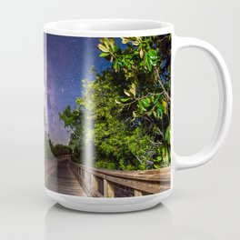 Galactic Boardwalk Coffee Mug