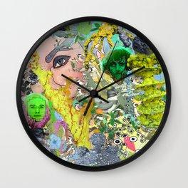Immunity Wall Clock