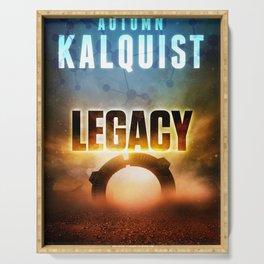 Legacy Jumpgate Serving Tray