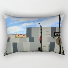 Right Off Target Rectangular Pillow