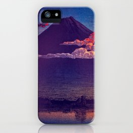 A Sunset for Hara iPhone Case