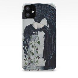 Despair Gothic Angel iPhone Case