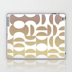 Half and Half IV Laptop & iPad Skin