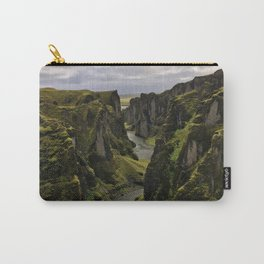 Iceland Canyon Carry-All Pouch