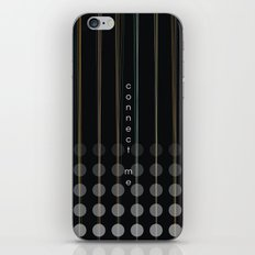 connect me iPhone & iPod Skin
