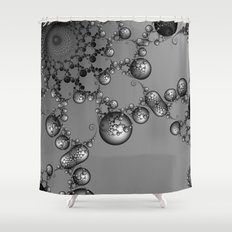 Universal Bliss Shower Curtain