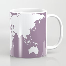 Lavender Elegant World Coffee Mug