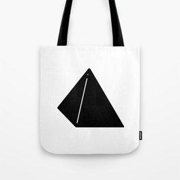 Shapes Pyramid Tote Bag