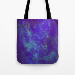 DEEPBLUESEA SMOKE Tote Bag