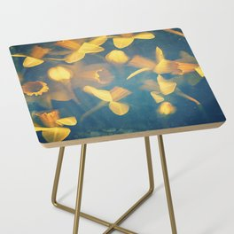 Daffodils Side Table