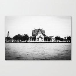 Templo. Thailandia. Canvas Print