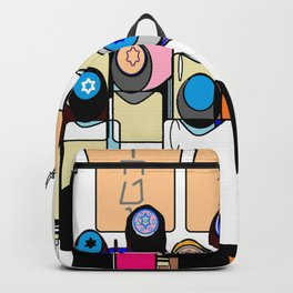 A Bar/Bat Mitzvah, Celebration, Mazel Tov Backpack