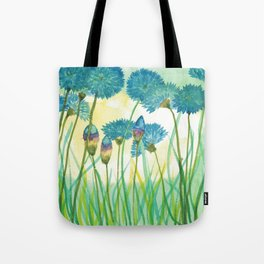 May your cornflowers never fade Tote Bag