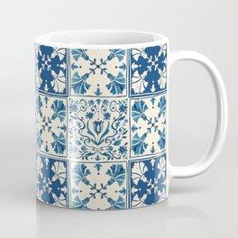 watercolor tiles Coffee Mug
