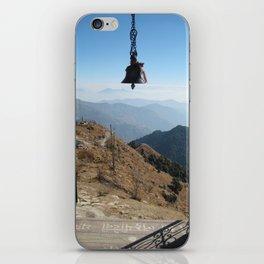 Himalayan Mountain Gate iPhone Skin