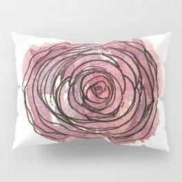 english pen rose Pillow Sham