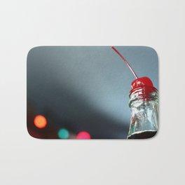 Cherry Coke Bath Mat