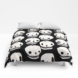 Skull Print Comforters