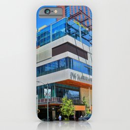JW Marriott Downtown Austin iPhone Case