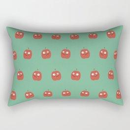 Pattern #2: Apple Rectangular Pillow