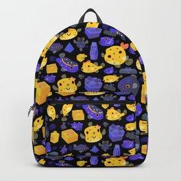 Boxfish - black Backpack