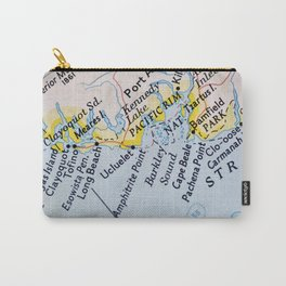 Vancouver Island West Coast Carry-All Pouch