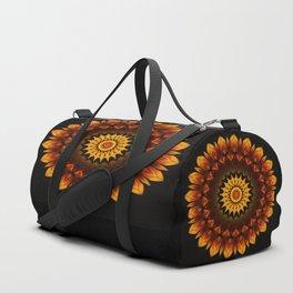 The Flower of the Sahara Duffle Bag