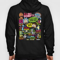 Rick and Morty II Hoody