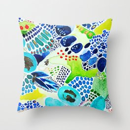 Patio Throw Pillow