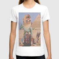 desert T-shirts featuring Desert by Jon Duci